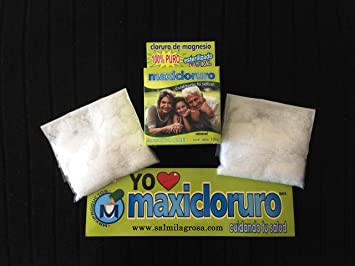 Amazon.com: Cloruro De Magnesio Magnesium Cloride (2): Health ...
