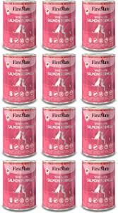 FirstMate Grain Free Wild Salmon Formula Pet Premium Dinner Food for Dog 12.5z