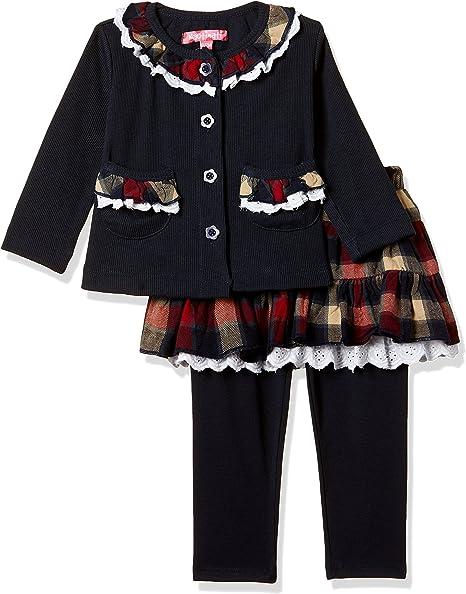 nauti nati Girls' Dress Suit Girls' Clothing Sets at amazon