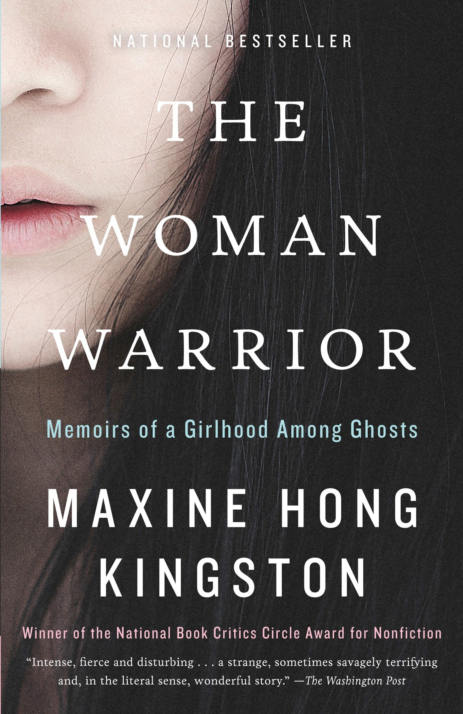 The Woman Warrior: Memoirs of a Girlhood among Ghosts (Vintage  International): Amazon.co.uk: Kingston, Maxine Hong: 0000679721886: Books