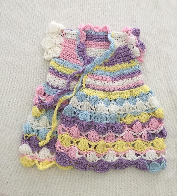 24b4ebf77 Amazon.com  0-3 month baby wrap dress