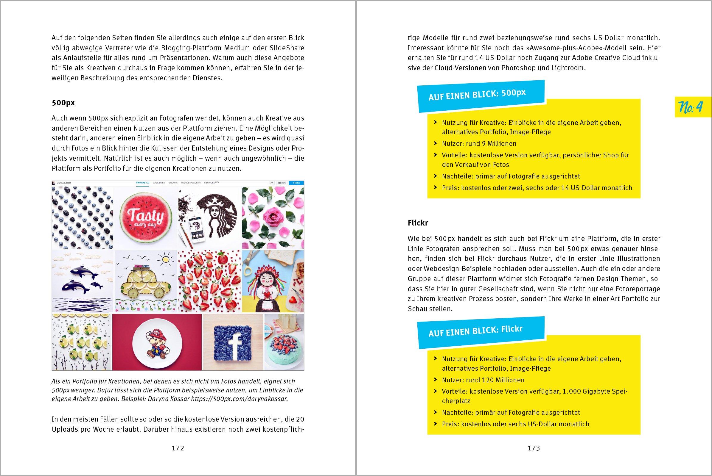 In eigener Sache: Online-Marketing und Social Media für Kreative: -  Sébastien Bonset - Amazon.de: Bücher