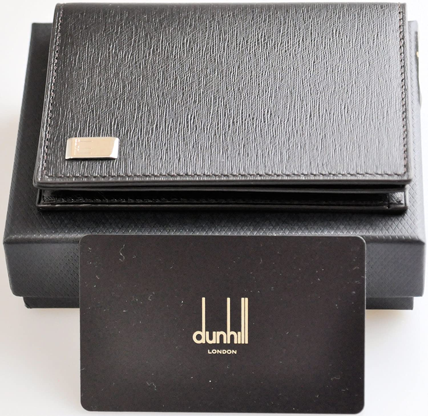 Dunhill sidecar business card case: Amazon.co.uk: Clothing