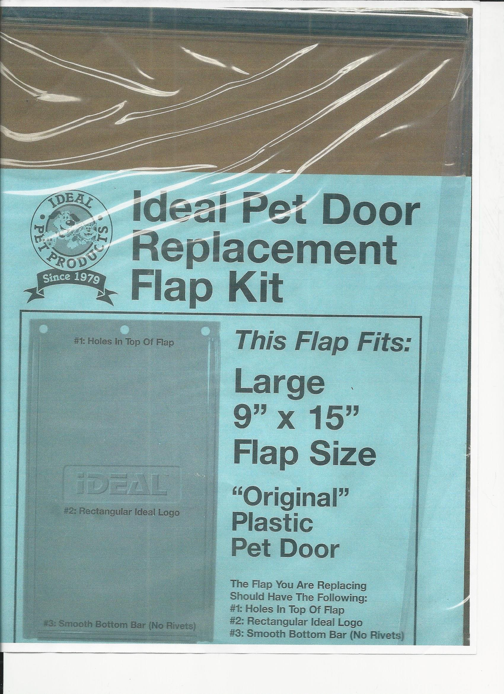 Ideal Pet Products Large Replacement Flap RFLO