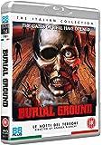 Burial Ground [Blu-ray]