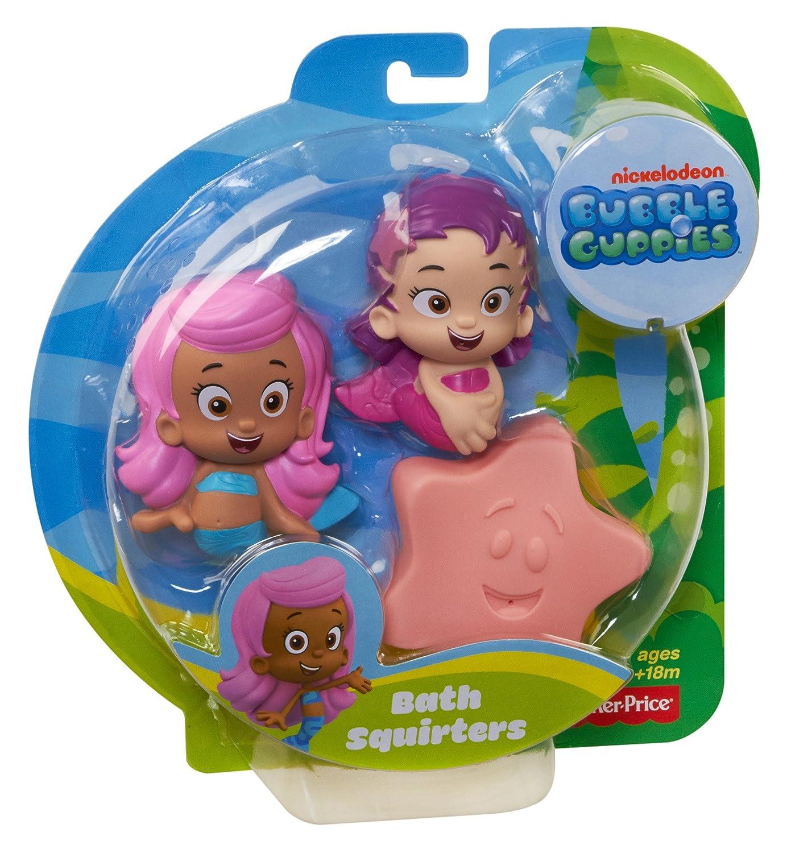 Amazon.com: Fisher-Price Nickelodeon Bubble Guppies Molly, Oona ...