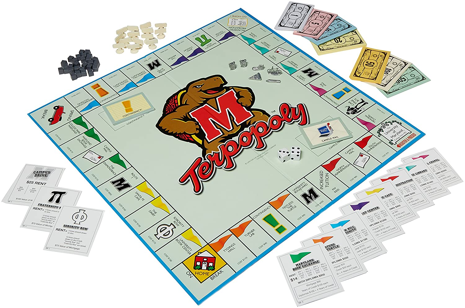 Terpopoly Late for the Sky University of Maryland