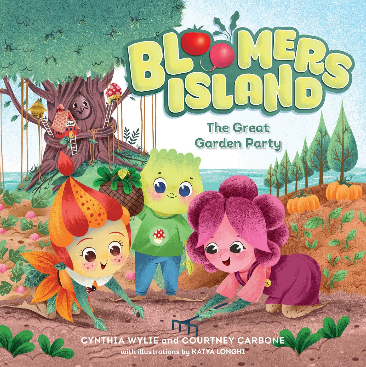 The Great Garden Party (Bloomers Island)