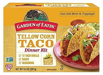 Garden Of Eatinu0027 Yellow Corn Taco Kit, 12 Count
