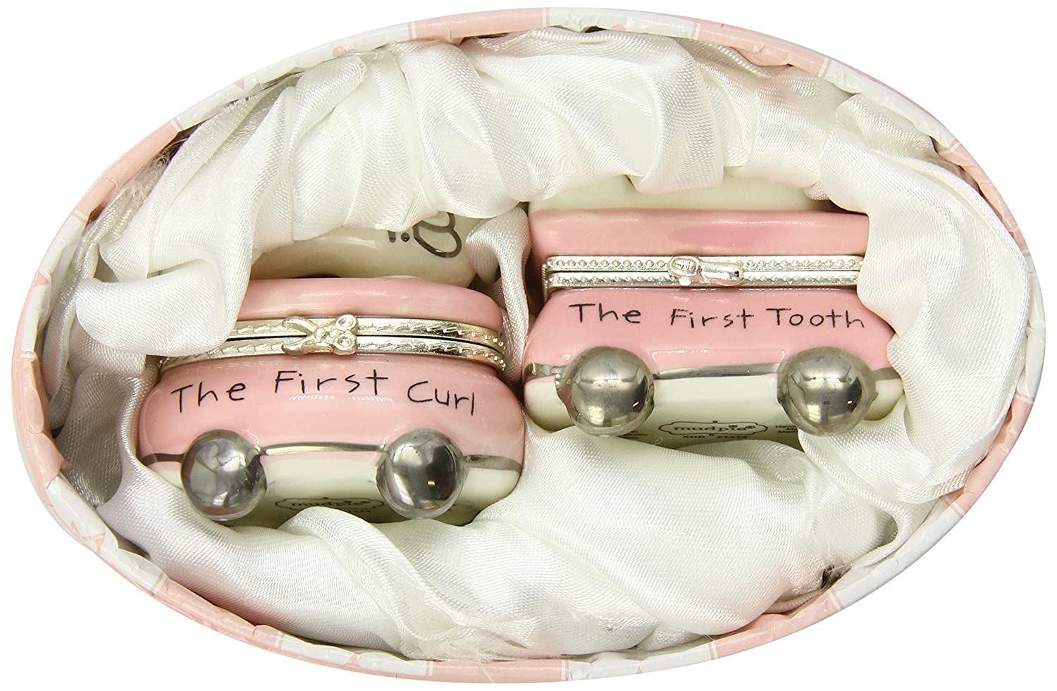 Mud Pie Baby Princess First Tooth And Curl Treasure Box Set 171133