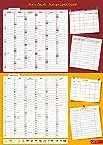 Mein Studi-Planer: A1-Poster für Wintersemester 2018/19 und Sommersemester 2019