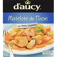 D'Aucy de Thon et Ses Petits Légumes 300 g