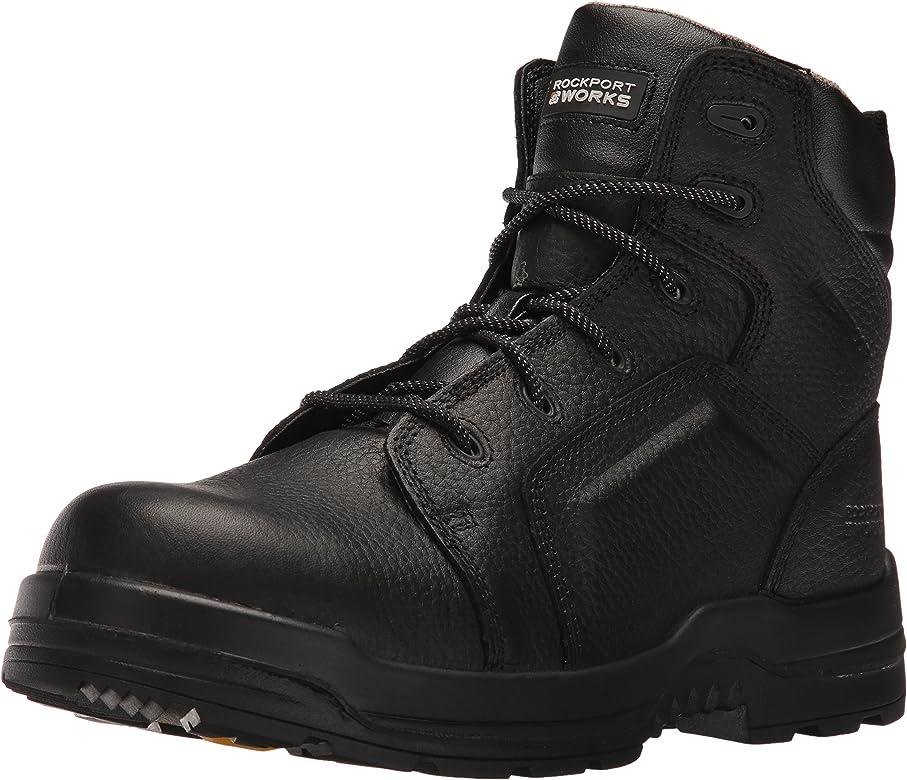 Work Boot Waterp Black
