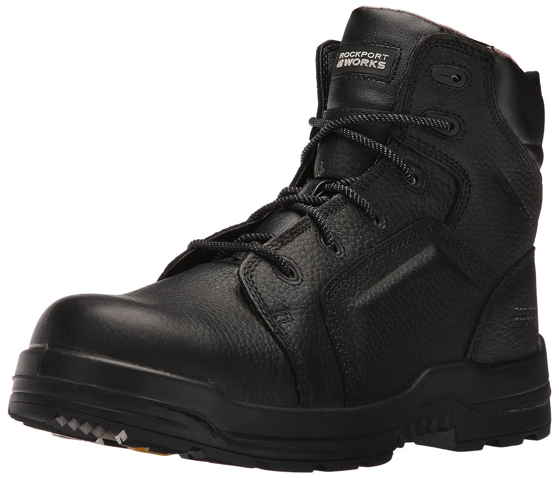 Rockport メンズ B004TW21NE 7.5 D(M) US|ブラック ブラック 7.5 D(M) US