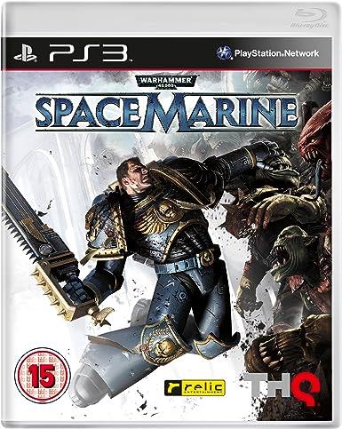 Space Marine (PS3) [Importación inglesa]: Amazon.es: Videojuegos