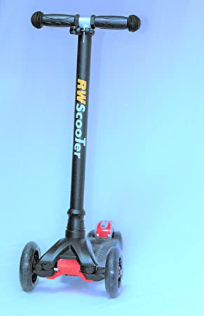 RW - Manillar ajustable para patinete Maxi Sports con luces ...