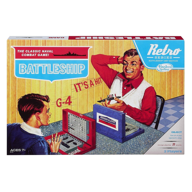 Hasbro Klasse Spiel Retro Serie 1967 Edition