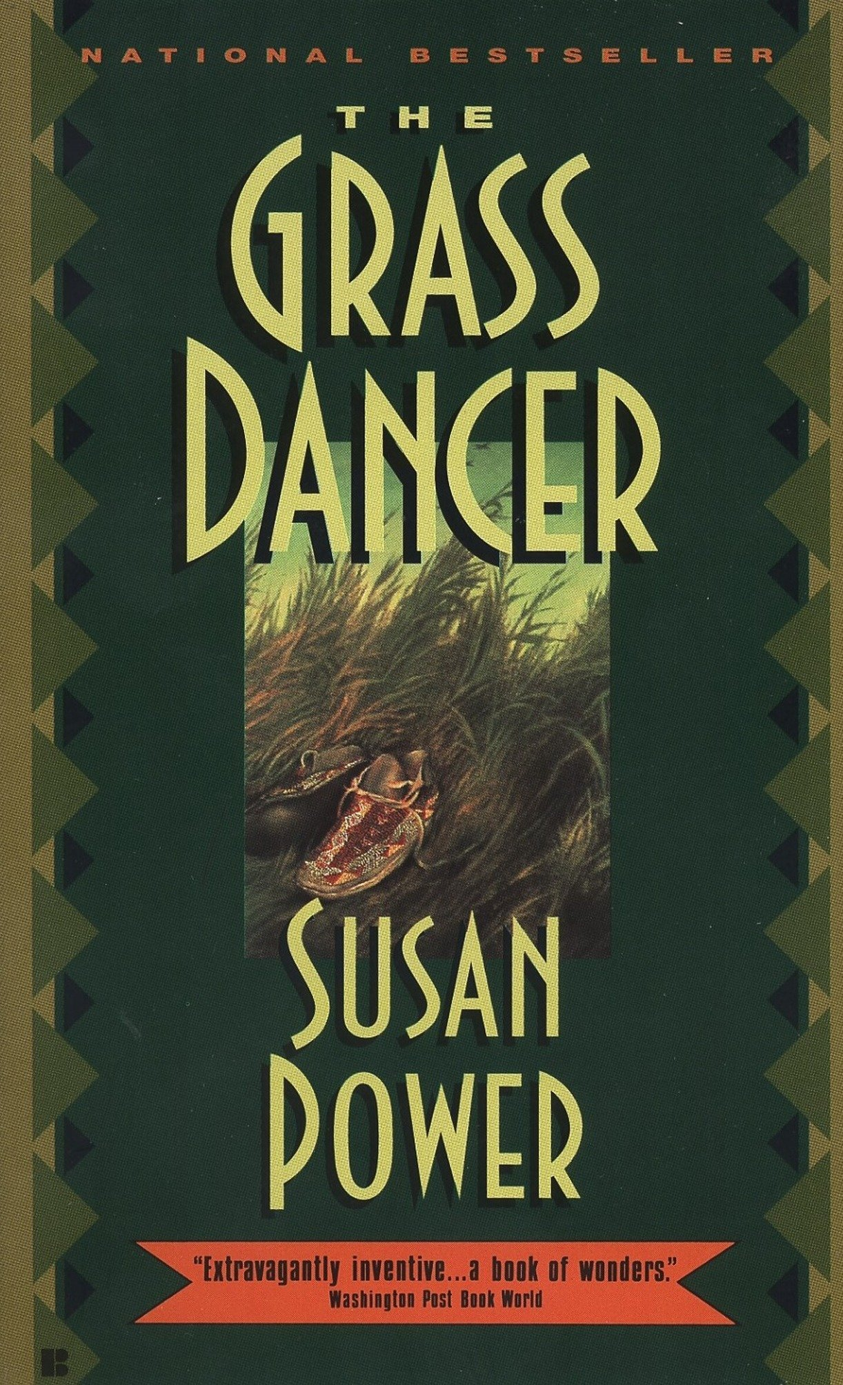 The Grass Dancer image cover