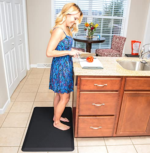 Best Anti-Fatigue Mats for Kitchen or Standing Desk Reviews 2018
