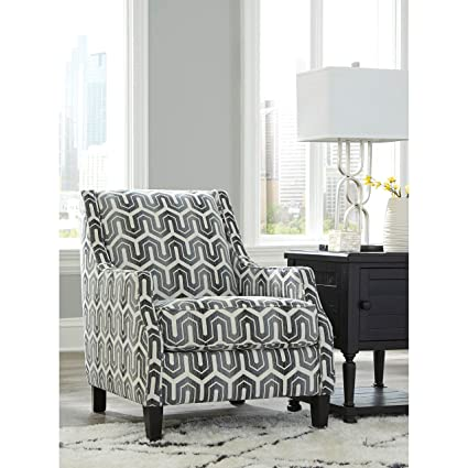 chairs tight style classic ashley signature milari amazon com design back chair accent dp furniture side