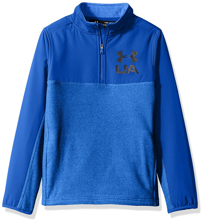 Under Armour ボーイズ Phenom 1/4ジップ。 B01M4LLDWB Youth X-Large|Ultra Blue/Ultra Blue Ultra Blue/Ultra Blue Youth X-Large