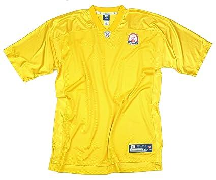 competitive price 9b43f 758fd Amazon.com : Reebok NFL Football Men's Blank Replica Jersey ...