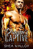 Dragon's Captive: A Sci-Fi Dragon Shifter Romance (Dragons of Rur Book 1)