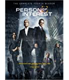 Person of Interest: The Complete Fourth Season [USA] [DVD]