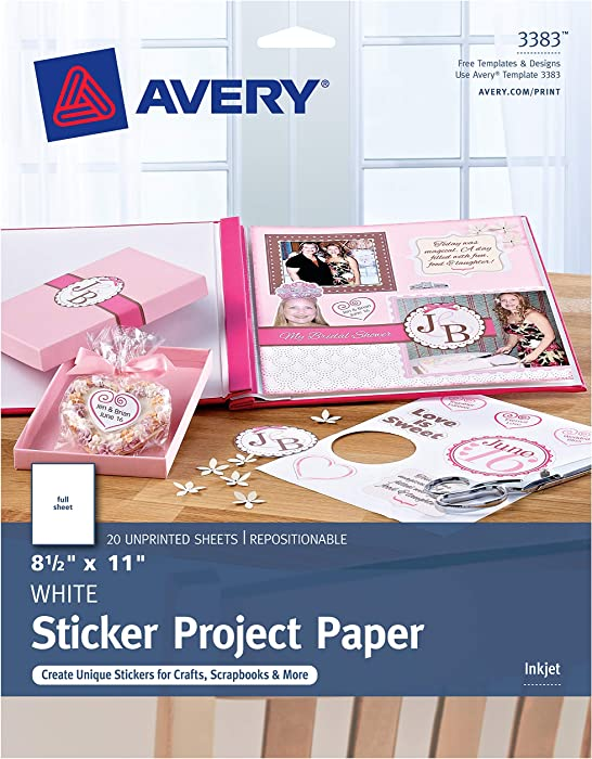 Top 9 Printing Stickers Paper For Hp Deskjet