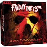 Friday The 13th: Horror at Camp Crystal Lake | Press Your Luck Game | Watch Out for Jason Voorhees | Featuring Classic Horror