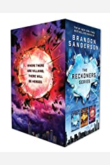 The Reckoners Series Boxed Set Hardcover