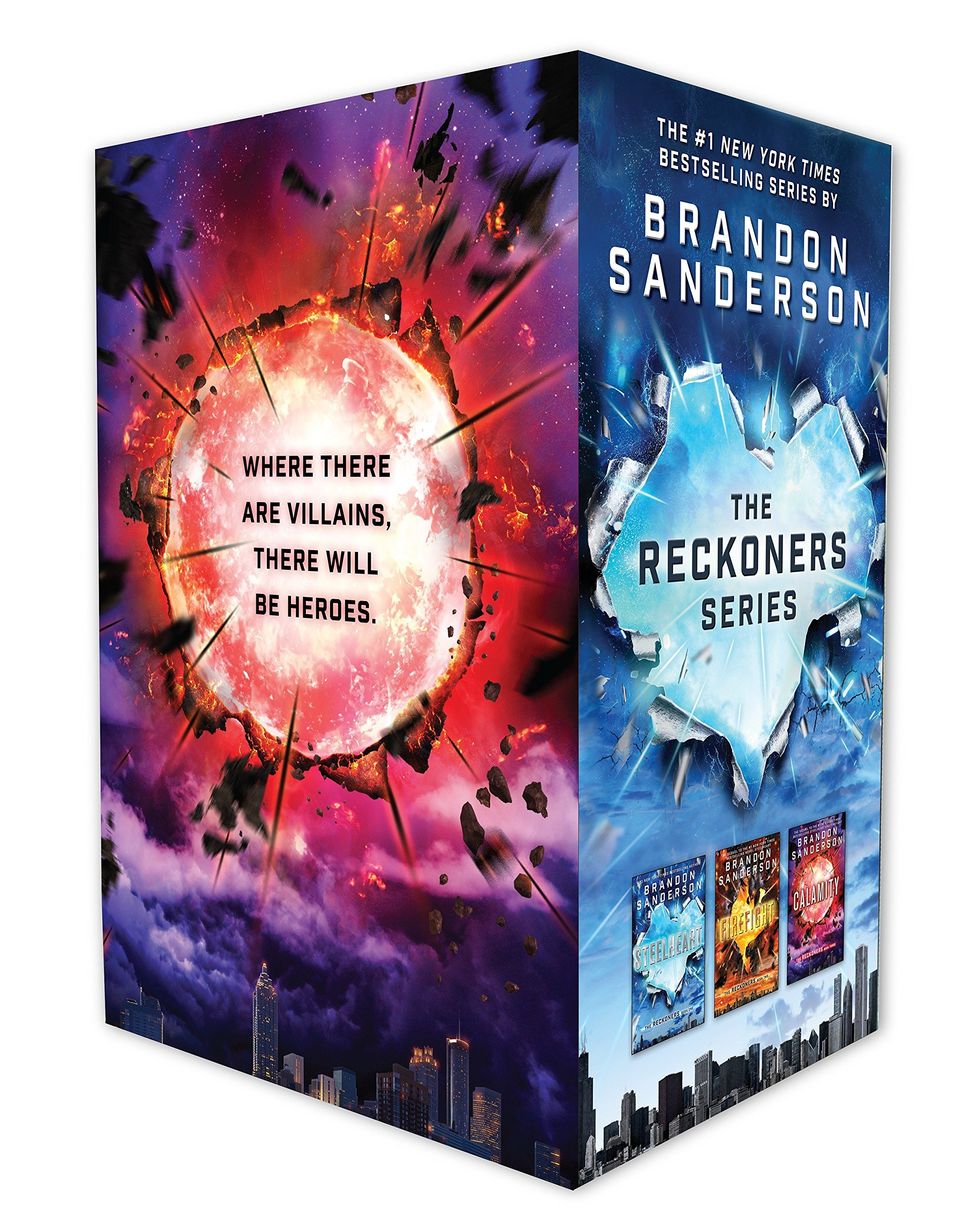 The Reckoners Series Boxed Set by Delacorte Press