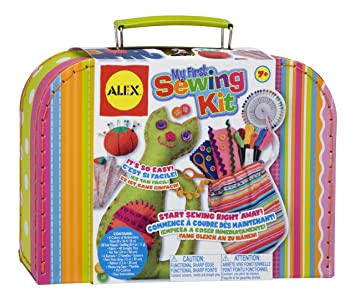 Alex Toys First Sewing Kit