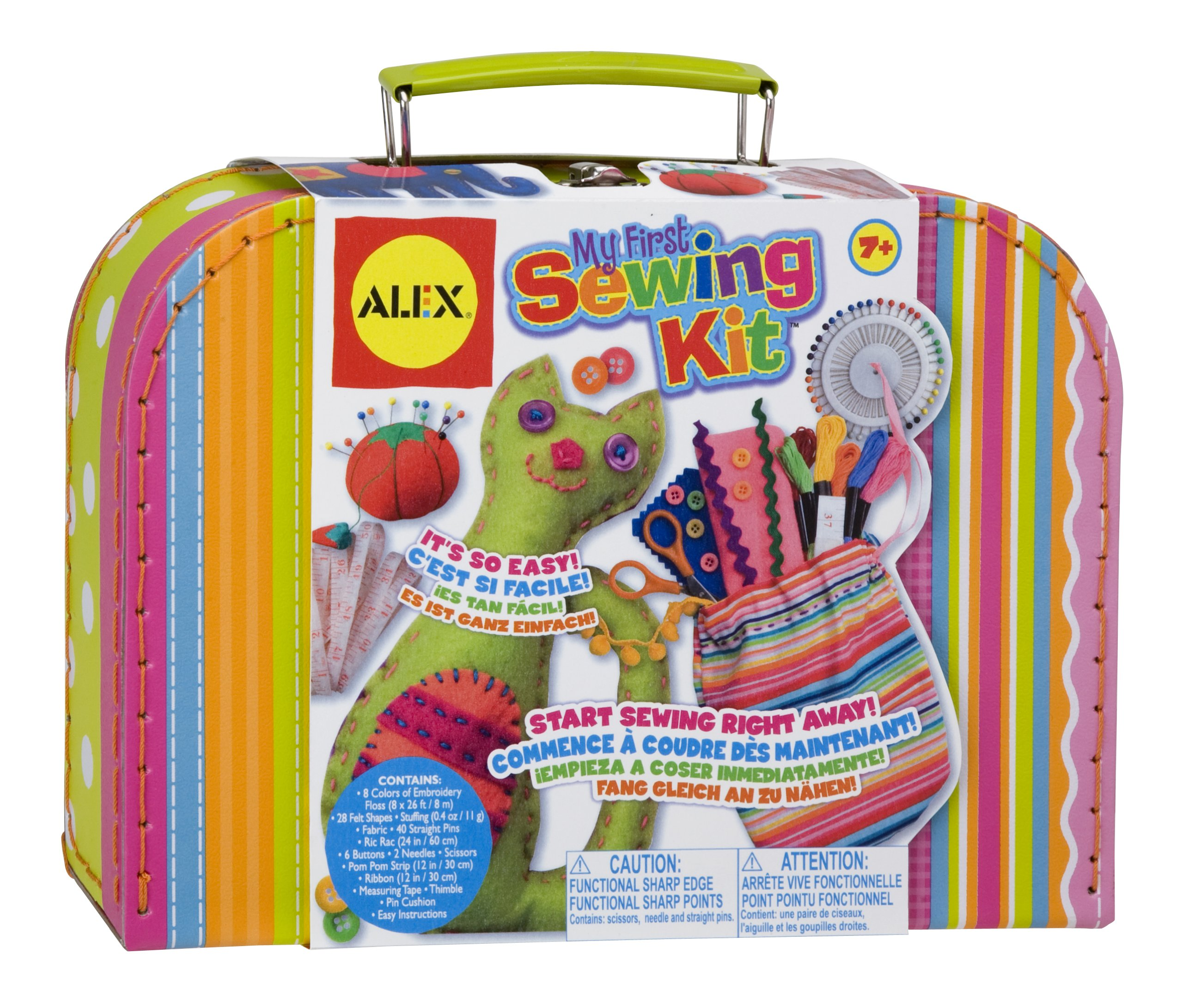 0e917e9bc623 Best Rated in Kids  Sewing Kits   Helpful Customer Reviews - Amazon.com