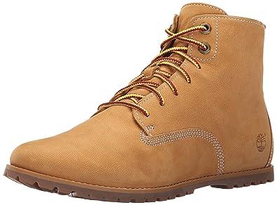 Timberland Women's Joslin Ankle Boot,Wheat Nubuck,US