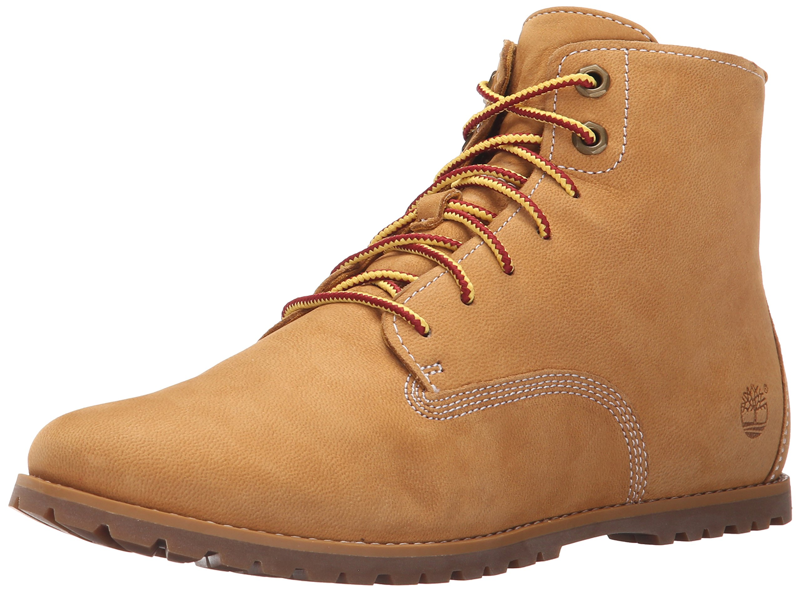 Timberland Women's Joslin Chukka Wheat Nubuck 5.5 B - Medium