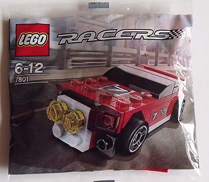 LEGO Racers: Rally Corredor Establecer 7801 (Bolsas): Amazon ...