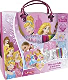 Lansay - 25142 - Kit De Loisirs Créatifs - Mon Portfolio D'activités - Princesses