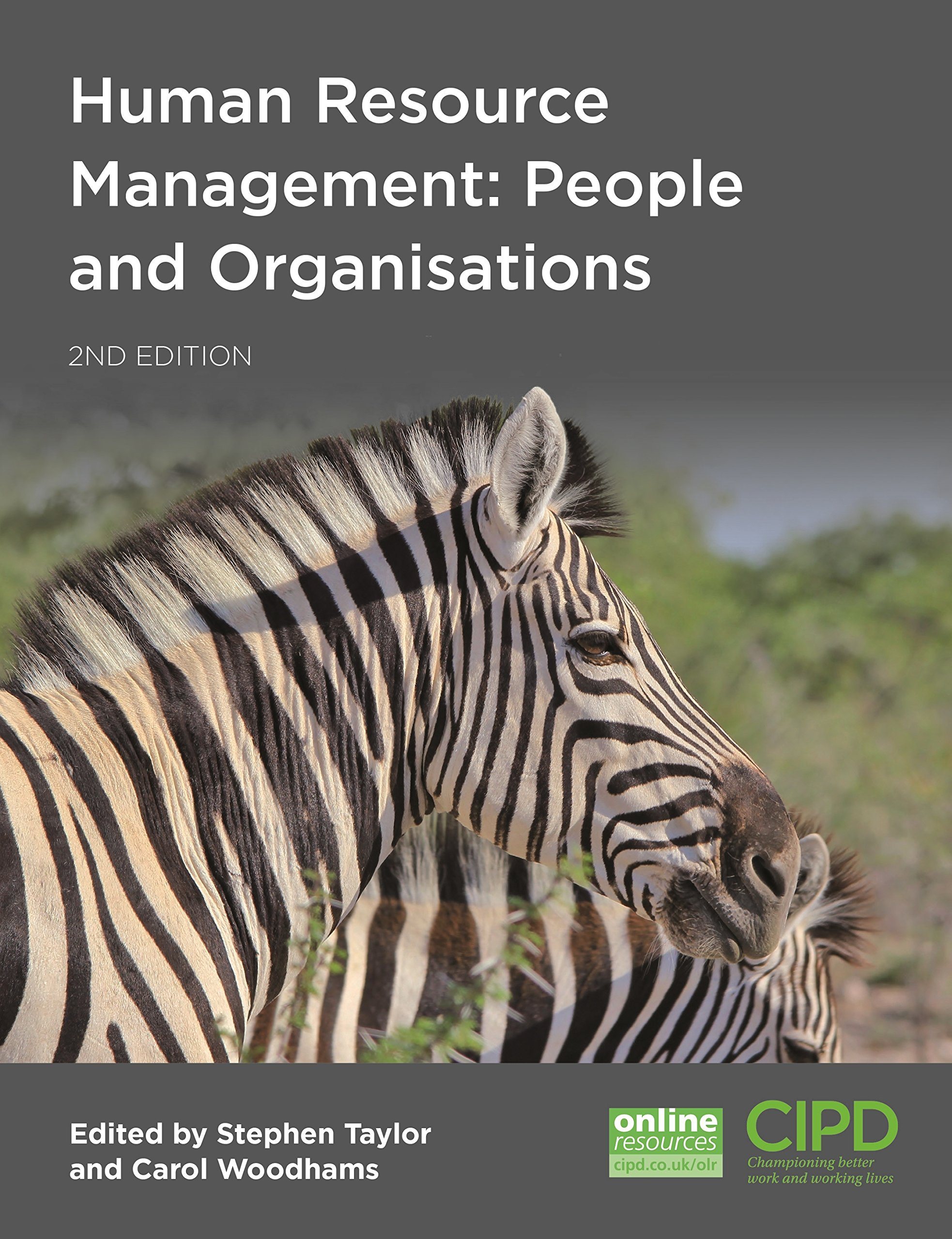 Human Resource Management: People and Organisations PDF