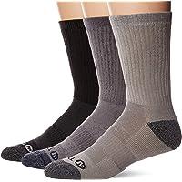 Merrell mens Cushion Hiker Crew 3 Pack Sock Hiking Socks