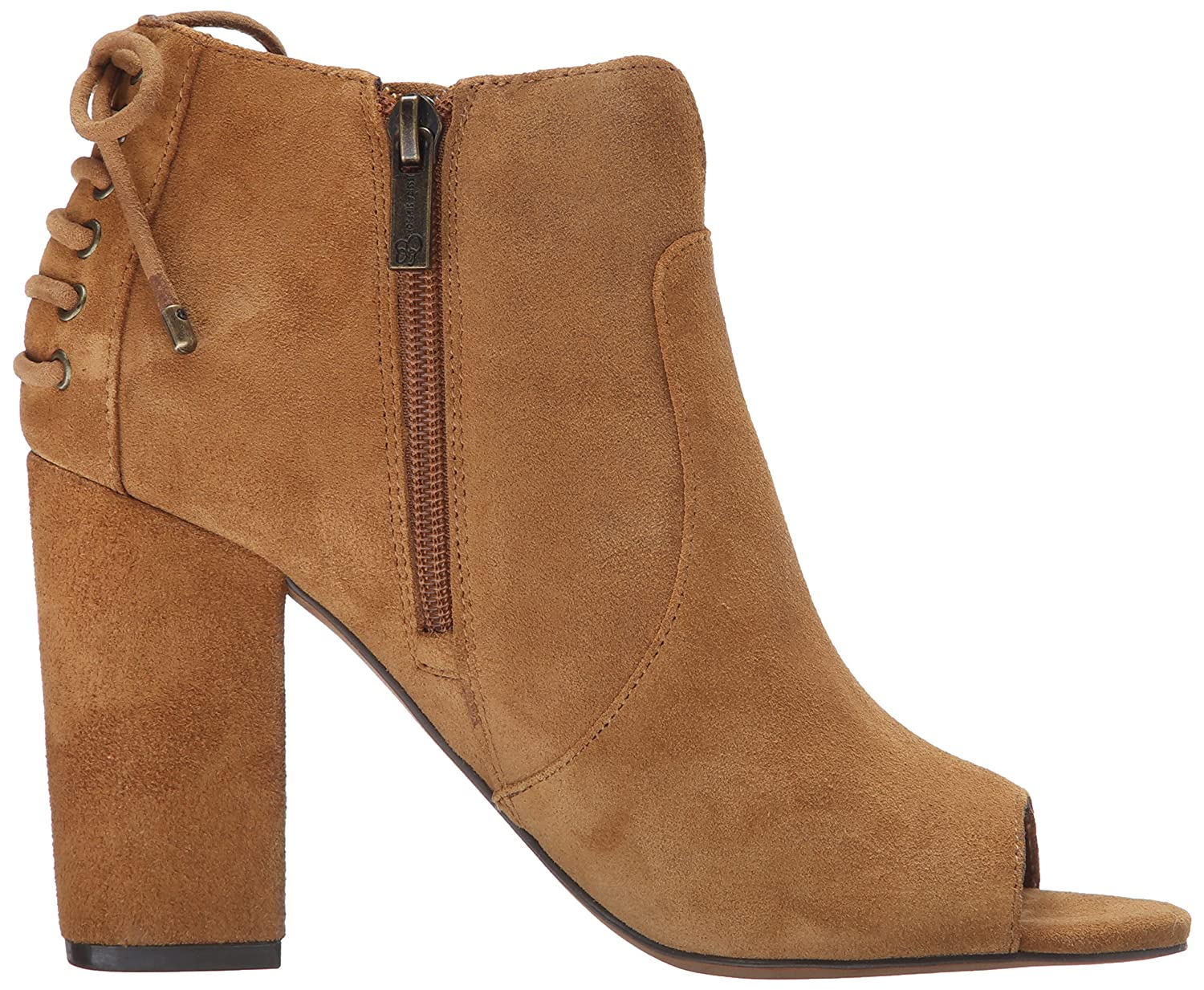 Jessica Simpson Women's B(M) Korissa Boot B01DMWI1VC 8.5 B(M) Women's US|Honey Brown c98052