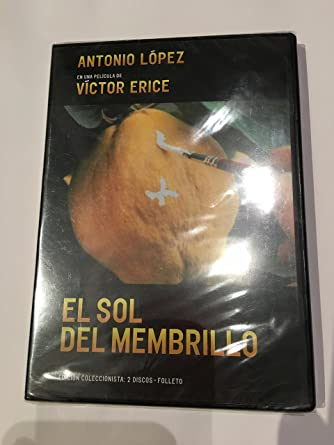 El sol del membrillo (DVD) exclusiva fnac: Amazon.es: Antonio López Documentary, Víctor Erice: Cine y Series TV