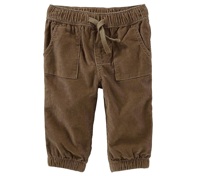 【一部予約!】 OshKosh B'Gosh PANTS Months ベビーボーイズ 6 Months ブラウン OshKosh PANTS B0765SQS7W, 牛久シャトー:032ed4fd --- a0267596.xsph.ru