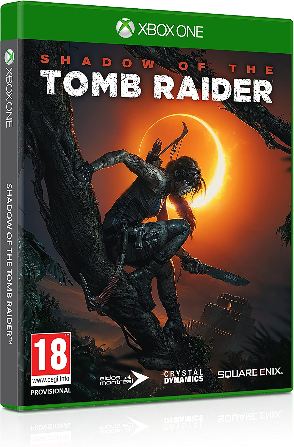 Shadow Of The Tomb Raider Estándar (Edición Exclusiva Amazon): Amazon.es: Videojuegos