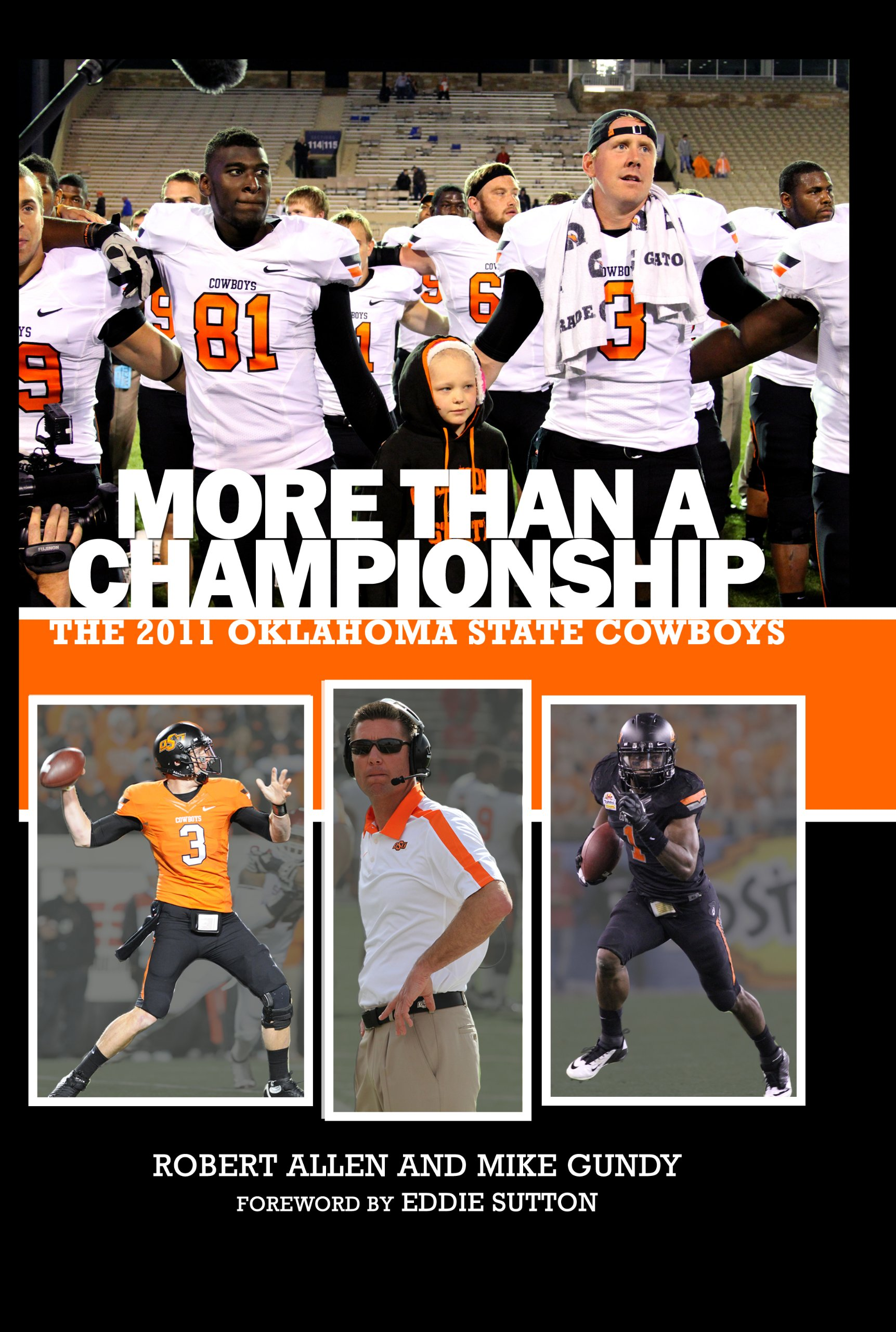 More Than A Championship  The 2011 Oklahoma State Cowboys Hardcover – July  25 7ec208568