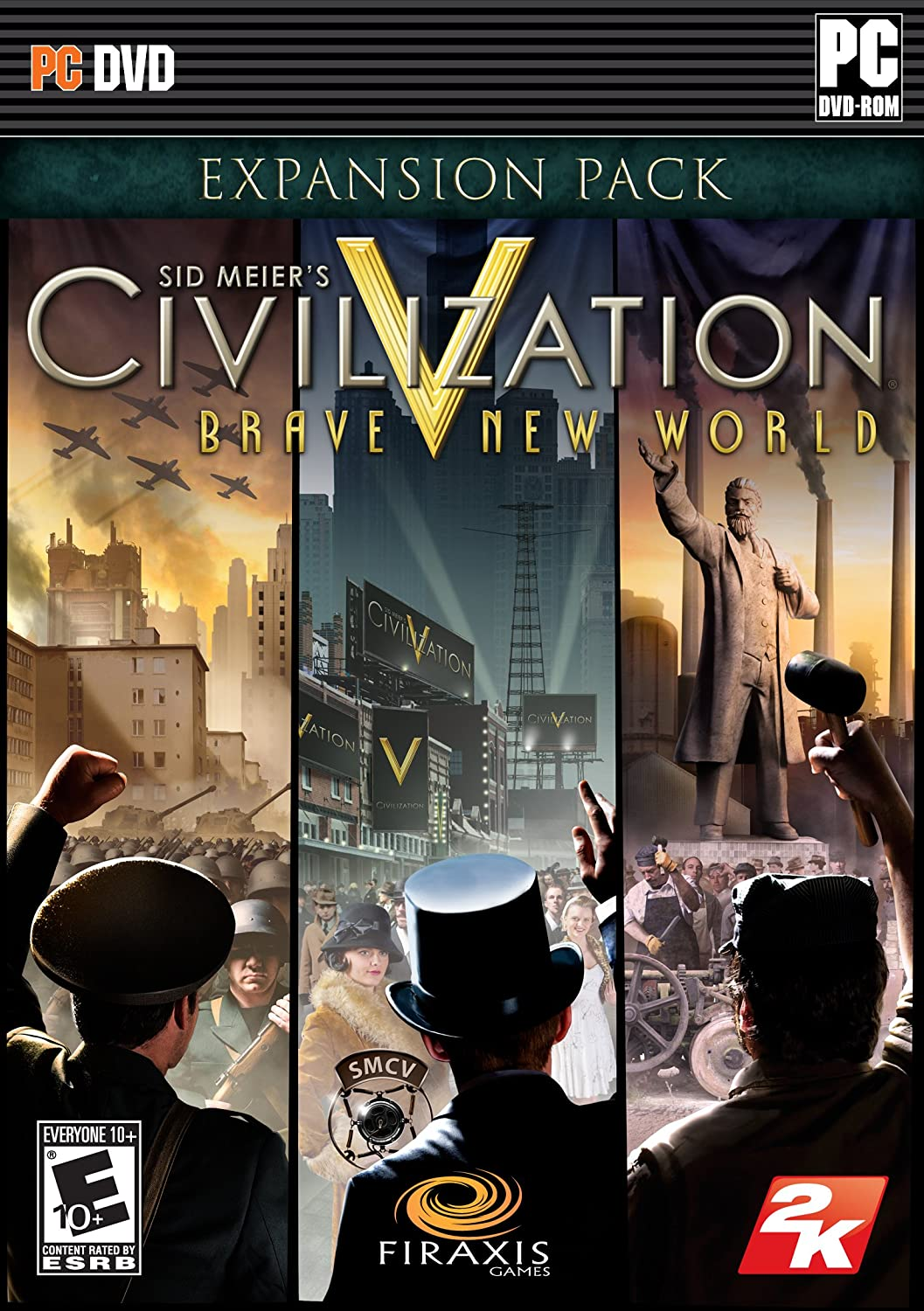 Amazon com: Sid Meier's Civilization V: A Brave New World