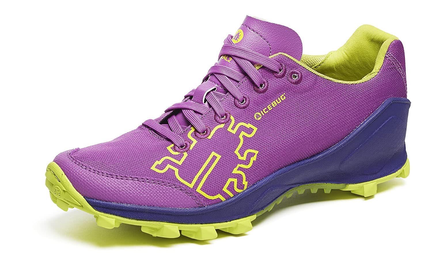 Icebug Women's Zeal2 RB9X Traction Running Shoe