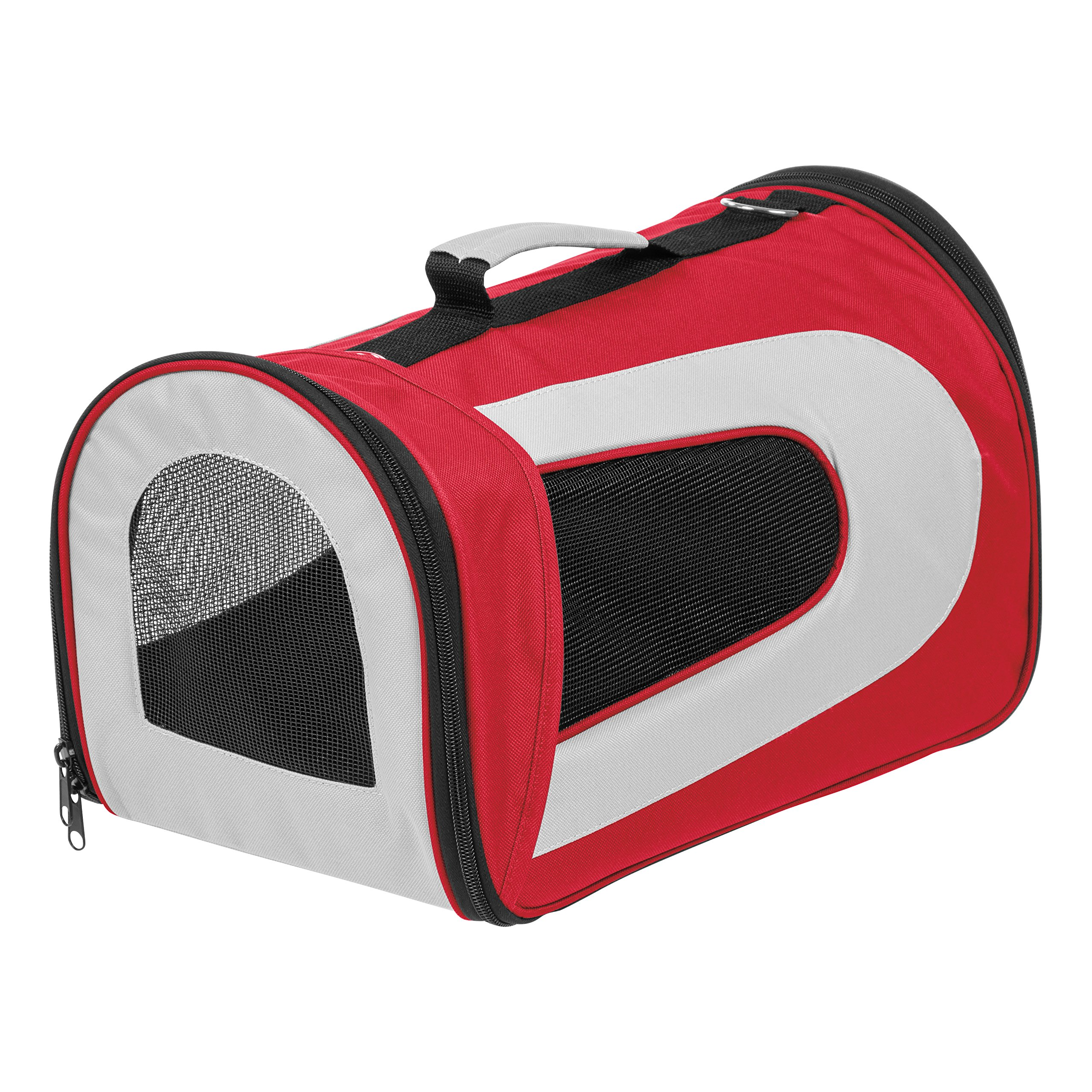 IRIS Large Soft Sided Carrier, Red