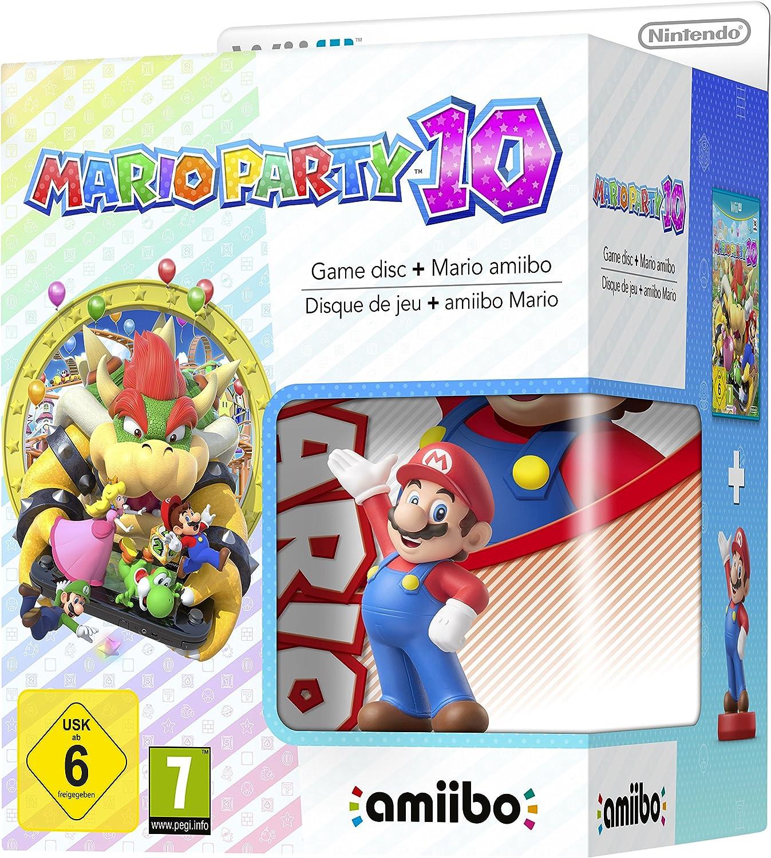 Mario Party 10 + Amiibo Mario: Amazon.es: Videojuegos