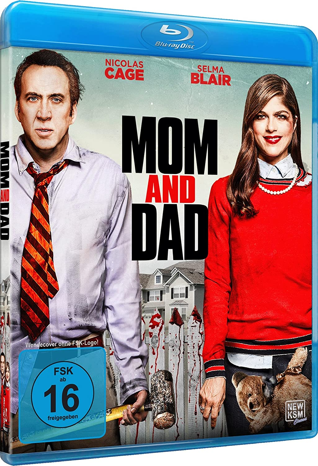 Mom And Dad Blu Ray Amazon De Nicolas Cage Selma Blair Anne Winters Arthur Zackary Lance Henriksen Brian Taylor Dvd Blu Ray